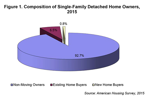 Figure 1. Composition of Single-Family Detached Home Owners, 2015