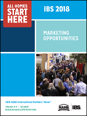 2018 IBS Marketing Opportunities