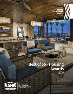2020 Best of 55+ Housing Awards Book