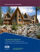 BSC Log Home Brochure